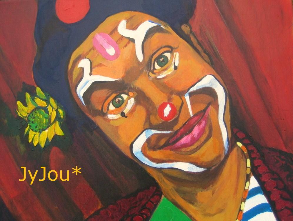 Clown artiste