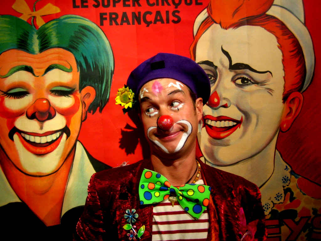 clown-paris