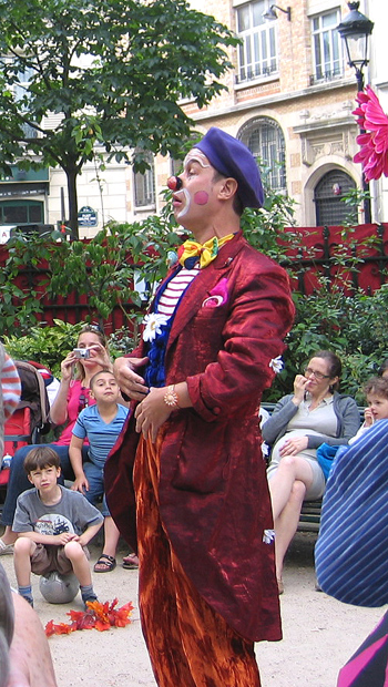 clown'spectacle-paris